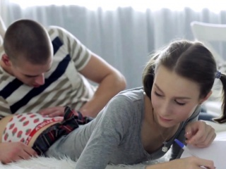 Analized teen spunked