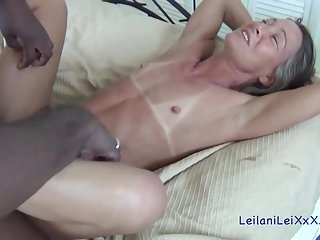 Leilani Lei Gets Wet n Wild with Big Max