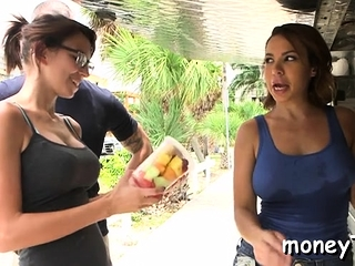 Miss reality porno shows u a priceless pussy time with her