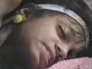 Indian teen in 90s Europorn