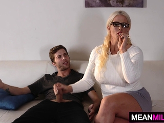 Mother Fucks With Stepdaughters Boyfriend