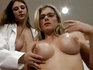 Cory Takes Her Son To A Horny Doctor