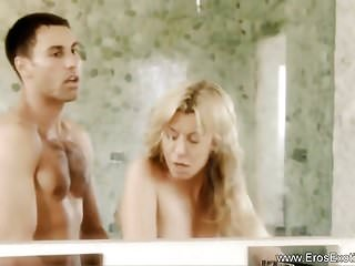 Anal Sex Standing In Bathroom