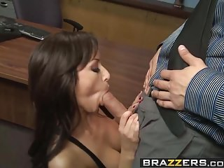 Brazzers - Big Tits at Work -  How To Fuck In The Office sce