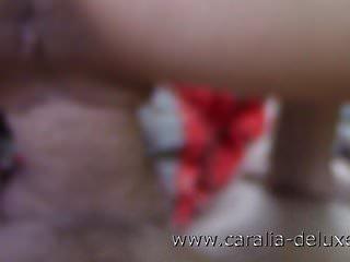 CaraliaDeluxe - Creampie ficken