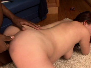 Pregnant bombshell is happily riding his hard bbc