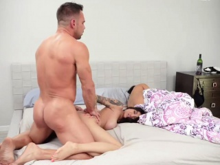 Extreme companion's daughter double anal Family Shares A