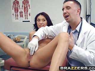 Brazzers - Doctor Adventures -  Virgin Medical Massage scene