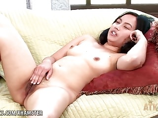 Interview and Masturbate with Omorose