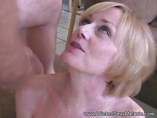 Lost In Amateur Grannys Orgasm