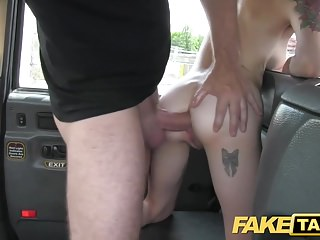 Fake Taxi Innocent american lady gets arse fucked