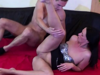German Ex Girlfriend Seduce to Fuck in Amateur Sex-Video