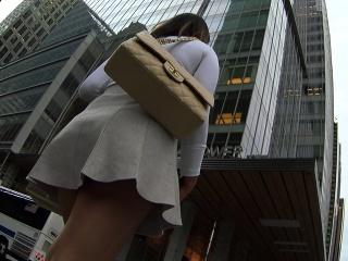 Teen Nicole Public Nudity and Upskirt video