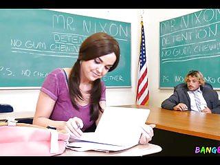 Teen is Hot for Teacher