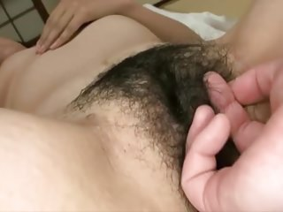 Hairy Japanese Wife