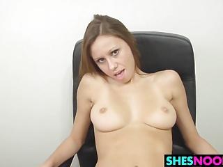 Melanie James likes his big dick