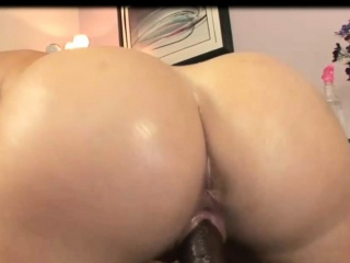 Pawg Rides Bbc and Swallows
