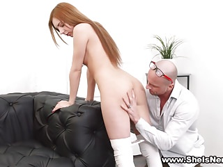 She Is Nerdy - Veronika Fare - Sexy-ass student fucked good
