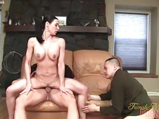 Fit Pornstar Kendra Lust Gets Fucked and Worshiped