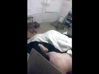 Window Voyeur Catches Emo Teen Fucking