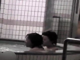 Public Pools Shower Voyeur
