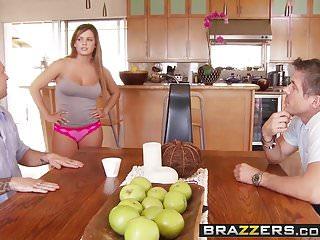 Brazzers - Baby Got Boobs - Keisha Grey and Mick Blue -  Tha
