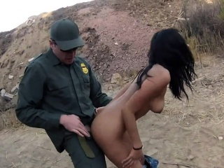 School cop xxx Pretty latin woman Josie Jaeger have some arg