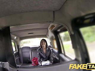 Fake Taxi Taxi fan finally gets infamous cock