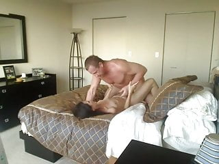 My step dad and me - my discreet video