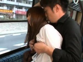 Hot public sex for innocent looking babe who loves wang