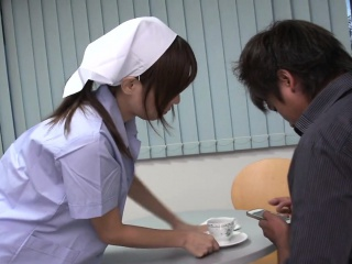 Submissive asian receives raucous snatch banging delights