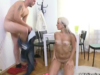 Nona is a sexy and young 18 year old virgin