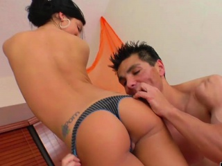 Gorgeous chick craves for a big dick