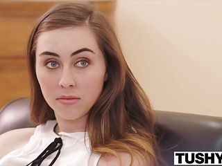 TUSHY Straight-A Student Loves Anal