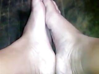 creamy filipina feet