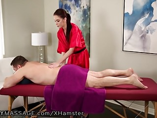FantasyMassage Your Wife will Never Find Out!