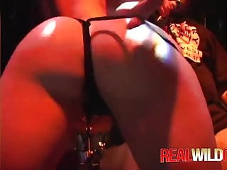 Twerk off Featuring Real World Cast Flashing Tits n Ass