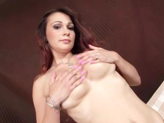 Tanya - gaping debut