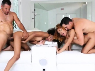 Mother watches playfellow's daughter masturbate and