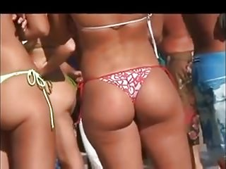Perfect Bikini Ass