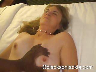 White Wife Pimped to Blacks!