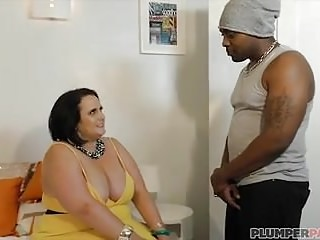 British BBW Sarah Jayne Goes Hardcore