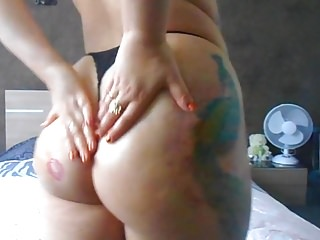 KassyKass PAWG Ass Clap 7
