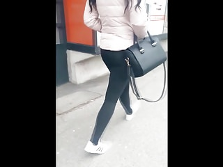 Nice Ass In Jeans Candid 20.03.2018.