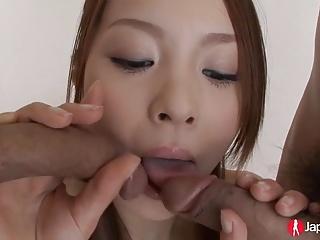 First Time Cute Japanese Teen