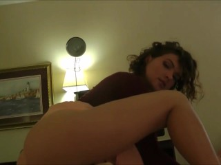 POV StepMom Demands A Creampie
