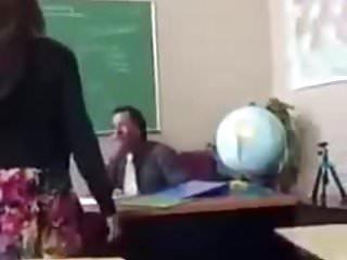 Flashing infront of teacher