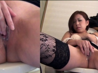 Golden shower asian rubs