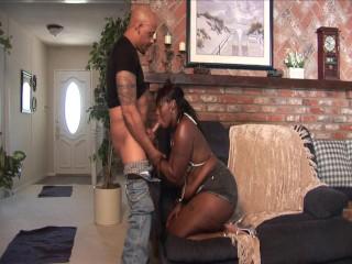 Bouncy Black Tits 10 - Scene 4