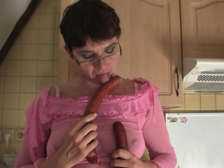 Mother-in-law seduces him into sex